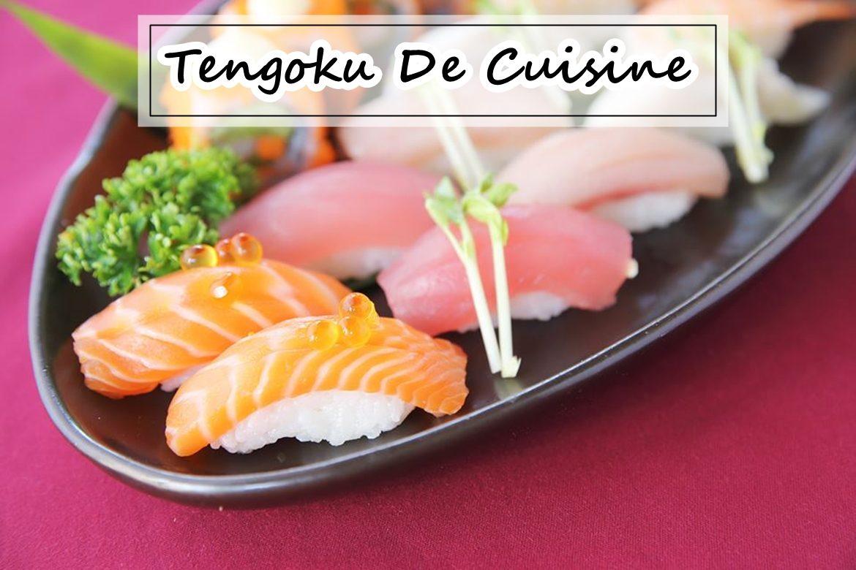 ผลการค้นหารูปภาพสำหรับ Tengoku De Cuisine