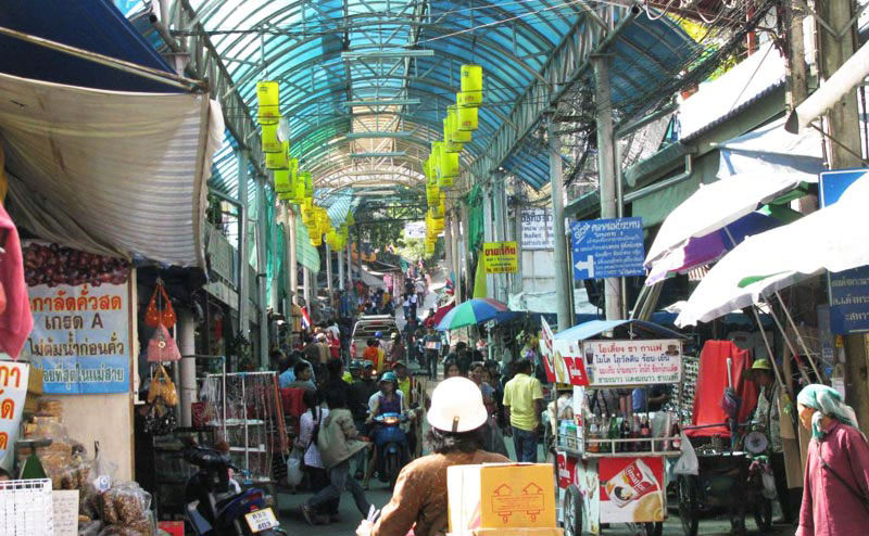 chiangrai-maesai-market