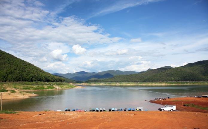 chiangmai-kayaking-lake-tour