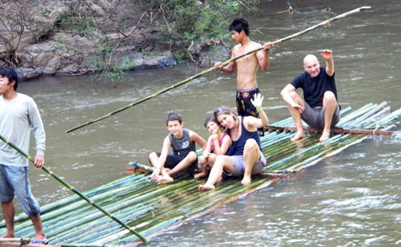 trekking-bamboo-rafting-chiangmai-17