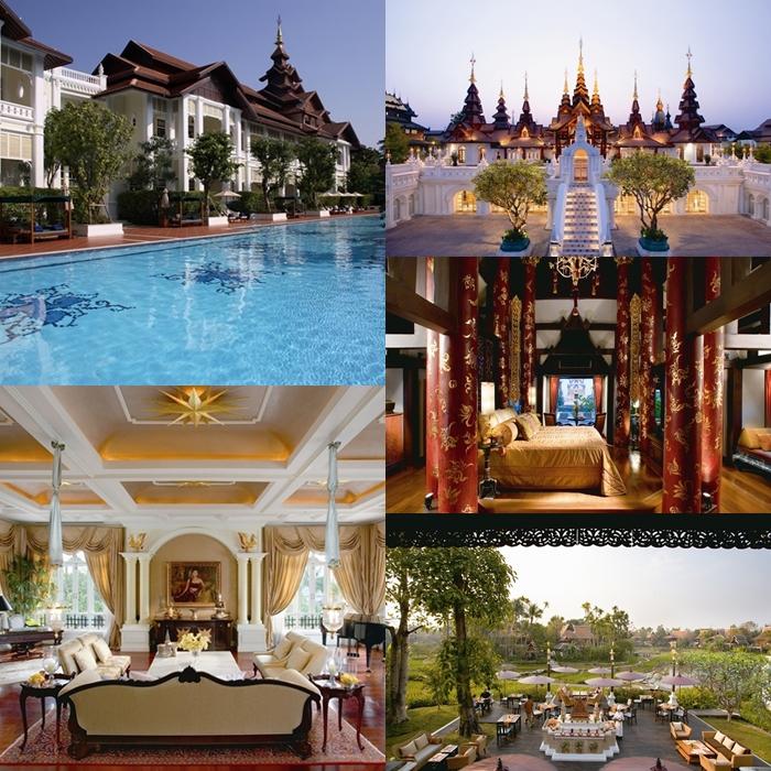โรงแรมเดอะ ดาราเทวี เชียงใหม่ (The Dhara Dhevi Hotel Chiang Mai)