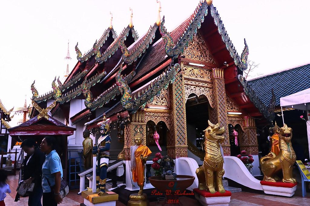 Wat Doi Kam 2018