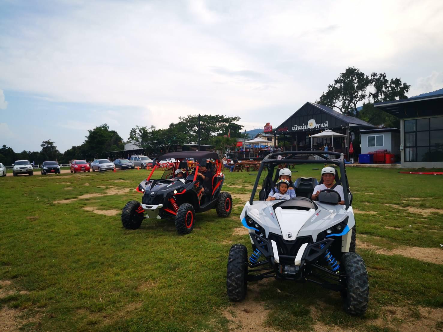 SPARTAN MOTORSPORT เชียงใหม่ Team Building